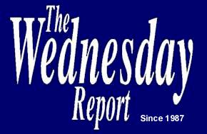 The Wednesday Report