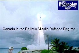 North American Missile Defence Systems: Canadian Participation
